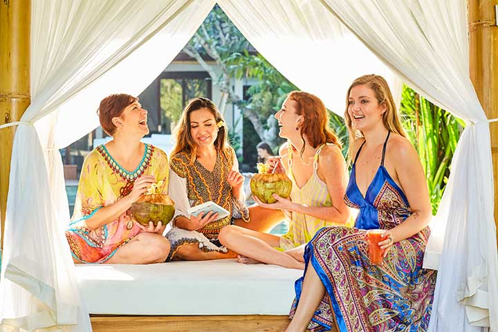 Bliss Bali Solo Travel Womens Retreat