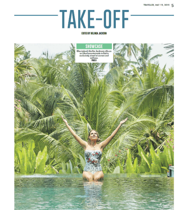 Take Off: Retreat to the Hills, Bliss Sanctuary For Women
