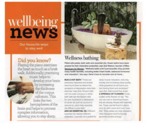 Womand and Home Magazine May 2019