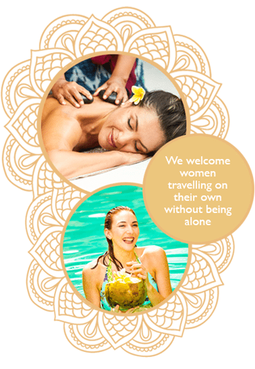We welcome all women to our Bali Yoga Retreat and Women's Retreat
