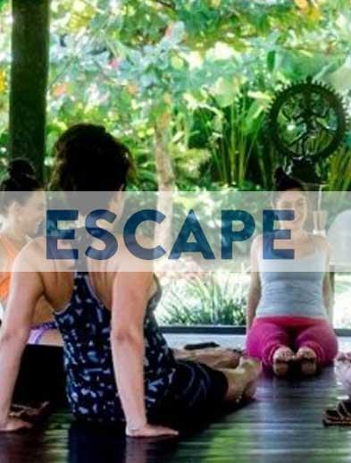 Escape Herald Sun website Bliss Retreat Bali