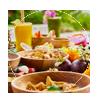 Food uber menu