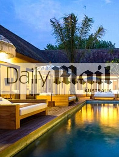 Girls Only Holiday Daily Mail Australia website Bliss Retreat Bali