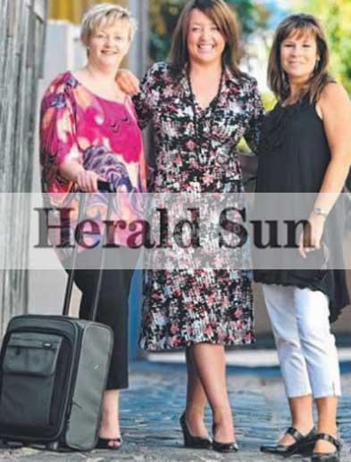 Sun Herald Newspaper Bliss Bali Retreat