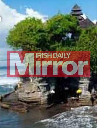 Irish Daily-Mirror Newspaper Bliss retreat Bali