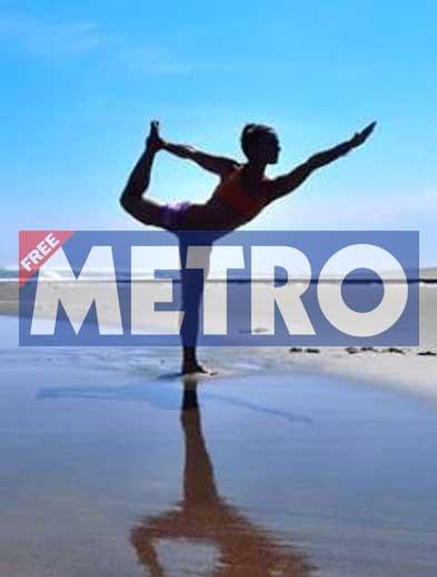 Metro Newspaper Bliss Bali Retreat