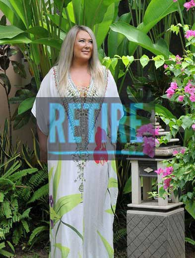 Retire Young website Bliss Retreat Bali