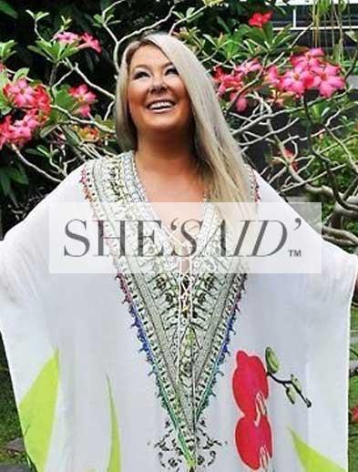 She Said website Bliss Retreat Bali