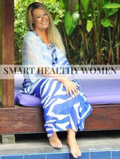 Smart Healthy Women website Bliss Retreat Bali