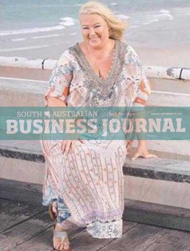 South Australian Business Journal Zoe Watson Bliss Retreat Bali