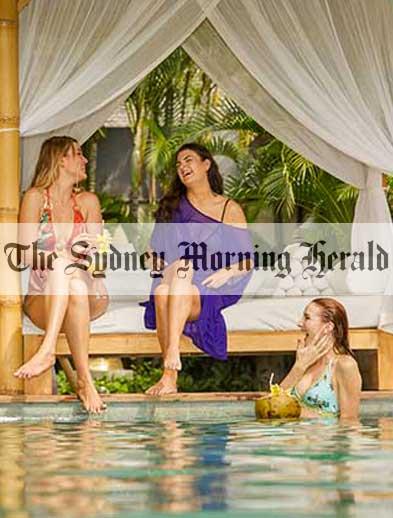 Sydney Morning Herald Newspaper Bliss Bali Retreat