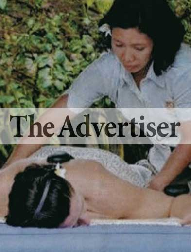 The Advertiser Newspaper Bliss retreat Bali
