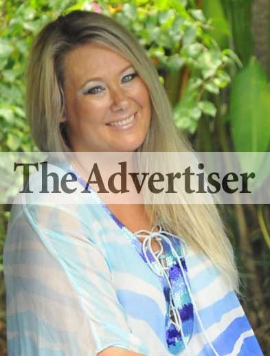 Zoe Watson The Advertiser newspaper Bliss Bali retreat