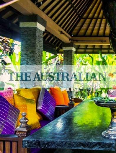 The Australian Newspaper-Bliss retreat Bali