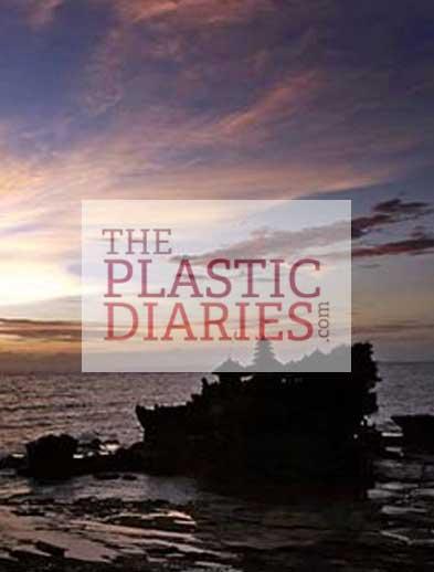 The Plastic Diaries website Bliss Retreat Bali