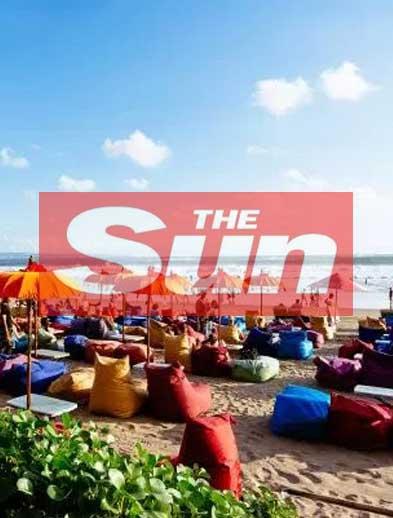 The Sun Newspaper Bliss Retreat Bali