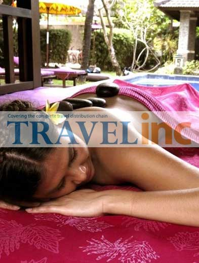 Travel Inc website Bliss Retreat Bali