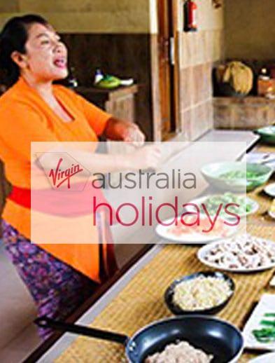 Virgin Australia Holidays website Bliss Retreat Bali