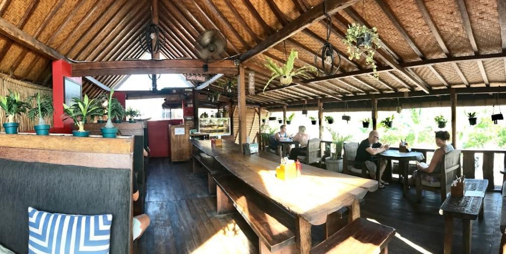 Betelnut Cafe in Canggu, Bali