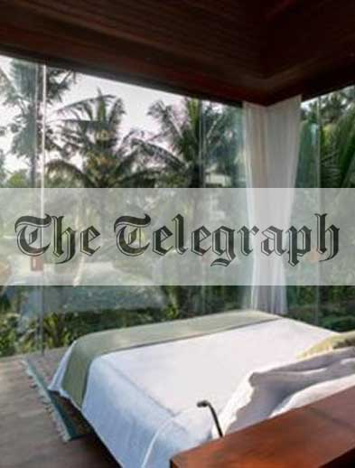 The Telegraph Best 17 Hotels, Bliss Bali retreat