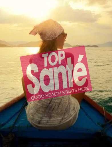 Top Sante magazine Bliss Bali retreat Zoe Watson interview Reasons to travel alone