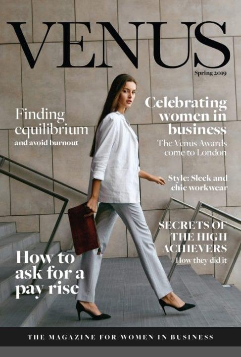 Venus Magazine featuring Zoe Watson and Bali Bliss Sanctuary for Women