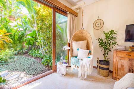Bliss Bali retreat create wellness sanctuary at home