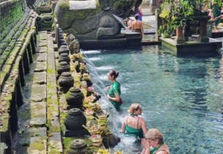 Tirta Empul Temple Bali