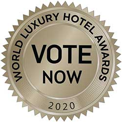 World Luxury Hotel Awards 2020 Vote Now