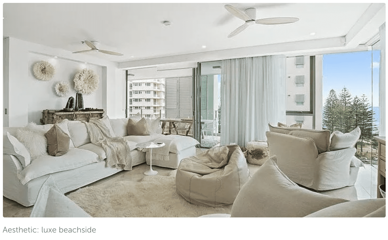 Gold Coast Bulletin: Retreat owner brings Bali bliss to luxury Burleigh Heads apartment 3