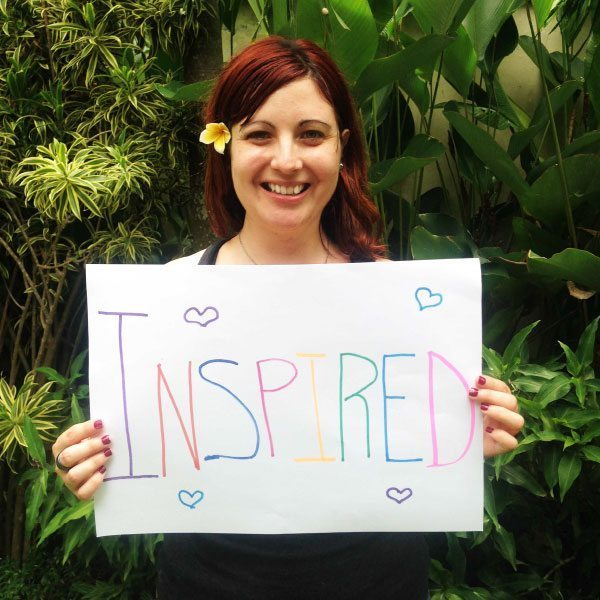 Bliss n tell - Real people - Feel inspired - at Bali Yoga and Spa Retreat