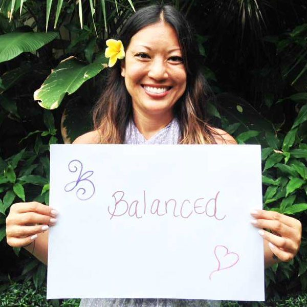 Bliss n Tell - Real people feel balanced at Bliss Sanctuary for Women in Bali