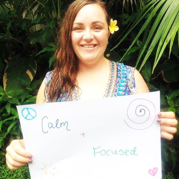 Bliss n tell  - Real people - Feel calm and focused - at Bliss Sanctuary for Women in Bali