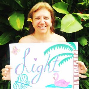 Bliss n tell  - Real people - Feel light - at Bliss Sanctuary for Women in Bali