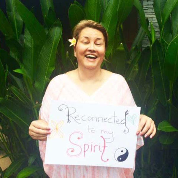 Bliss n Tell - Real people reconnect with their spirit at Bliss Sanctuary for Women in Bali