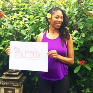 Bliss n tell  - Real people - Feel blessed - at Bliss Sanctuary for Women in Bali