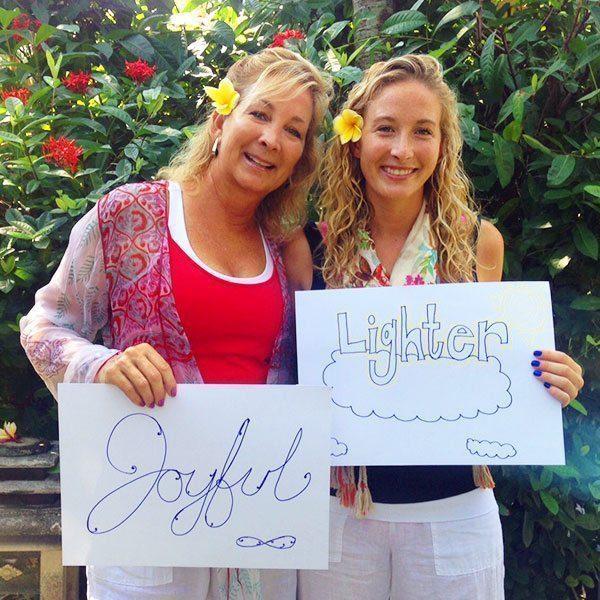 Bliss n Tell - Real people feel joyful and lighter at Bliss Sanctuary for Women