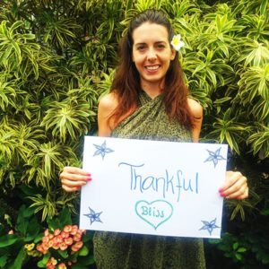 Bliss n Tell - Real people feel thankful at Bliss Sanctuary for Women