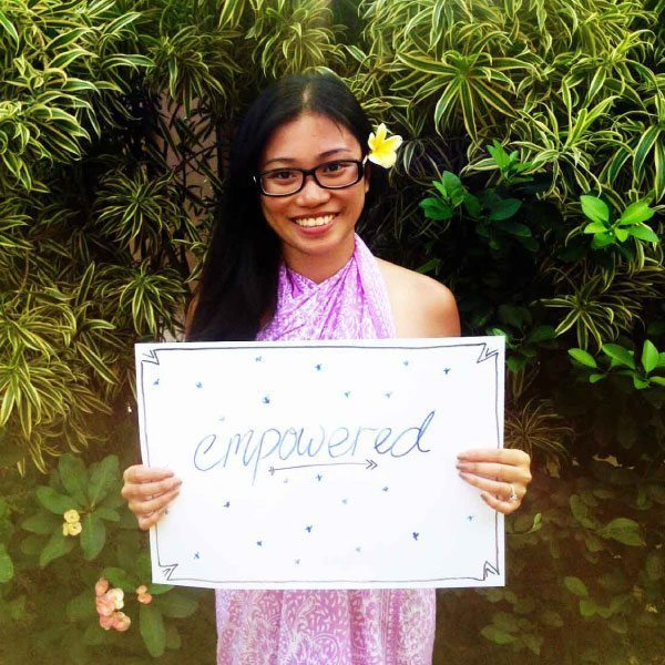 Bliss n tell  - Real people - Feel empowered- at Bliss Sanctuary for Women in Bali