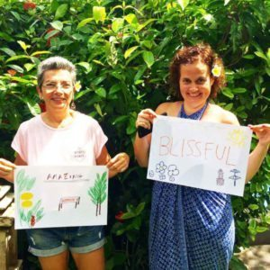 Bliss n tell  - Real people - Feel amazing and blissful - at Bliss Sanctuary for Women in Bali