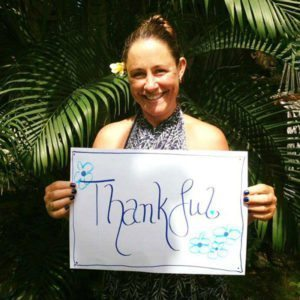 Bliss n tell  - Real people - Feel thankful - at Bliss Sanctuary for Women in Bali