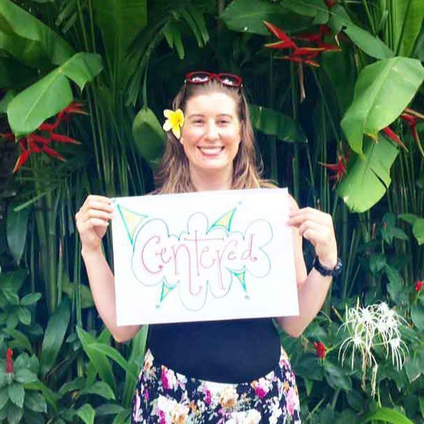 Bliss n tell - Real people - Feel centred - at Bali women's retreat, Bliss Sanctuary for Women