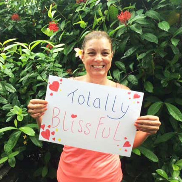 Bliss n tell - Real people - Feel totally blissful - at Bliss, Bali wellness women only retreat