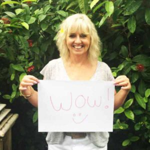 Bliss n tell  - Real people - Feel WOW - at Bliss Sanctuary for Women in Bali