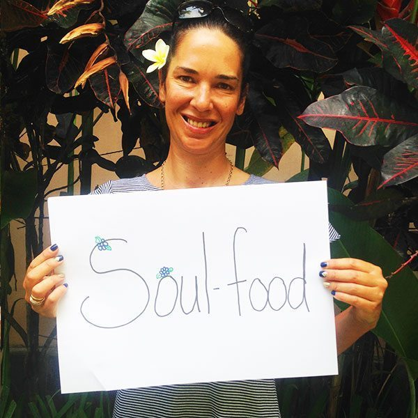Bliss n Tell - Real people think it's Soul Food at Bliss Sanctuary for Women