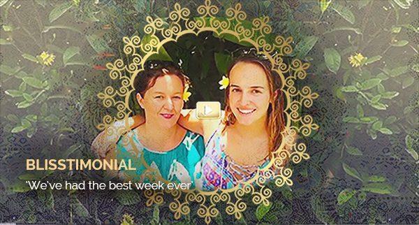 Blisstimonial Video: We've had the best week ever